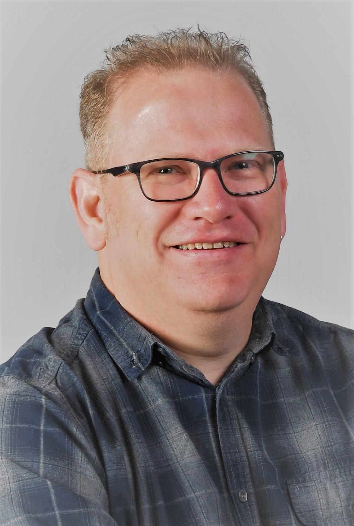 Brad Kruger - Media Education portrait - enhanced